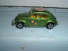 CORGI JUNIORS WHIZZWHEELS #17 VOLKSWAGEN FLOWER POWER IN SUPERB CONDITION