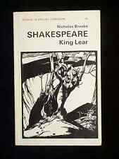 "Shakespeare's ""King Lear"" (Studies in English Literature1981) Paperback"