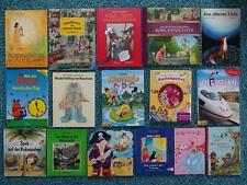 Paket 37 Kinderbücher Papp-Bilderbücher Kinder Kindergarten Bücher Duden Wimmel