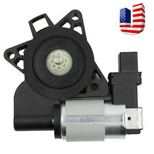 For Mazda 3 04-09 742-802 Solutions Rear Driver Side Power Window Motor