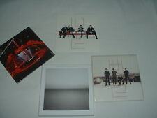 """U2 NO LINE LIMITED EDITION BOX FOR 7"""" SINGLES + SINGLES INCLUDED-RARE"""