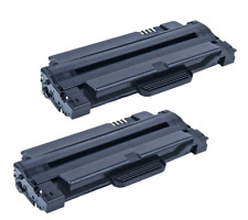 2 MLT-D105L D105S High Yield Toner Cartridge For Samsung ML-2525 2525W 1910 1915
