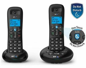 BT 3570 Twin Cordless Telephone with Digital Answer Machine Speaker & Caller ID