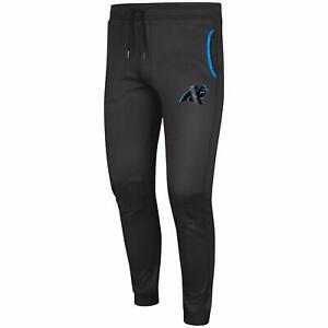 G-III Sports Carolina Panthers Men's Performance Jogger Sweatpants - Black