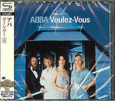ABBA-VOULEZ-VOUS +3-JAPAN SHM-CD D50