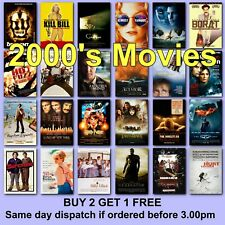 Poster Classic Movie Posters 2000s Film Poster Films HD Borderless Printing