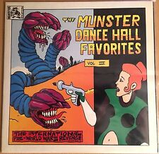 The Munster Dance Hall Favorites Vol. III - LP VINYL 1990 SPAIN ( PUNK ROCK )
