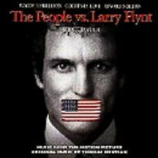 The People vs. Larry Flynt Soundtrack CD NEW Thomas Newman/McCoys/Faron Young+