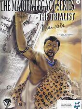 Nelson Mandela- Very Rare Signed Comic Book