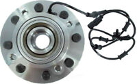 Wheel Bearing and Hub Assembly Front SKF BR930507