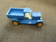 Vintage efsi 1919 t-ford diecast car made in holland.--Blue