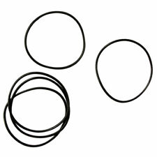 4 X 0.5/0.6/0.7/0.8mm 12-40mm O Ring Rubber Seal Washer Watch Case Gasket X 4