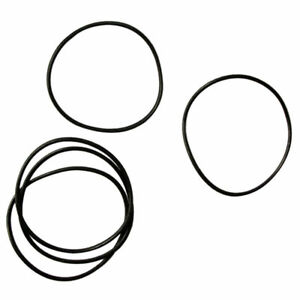 3 X 0.5/0.6/0.7/0.8mm 12-40mm O Ring Rubber Seal Washer Watch Case Gasket X 3