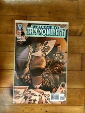 WS Wildstorm Welcome To Tranquility #9 Unread Condition