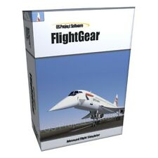 FlightGear Flight Simulator for Microsoft Windows Mac Software x