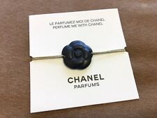 NEW CHANEL Black Ceramic Perfume Me Diffuser Bracelet VIP Gift Collectible