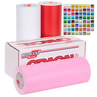 """Oracal 631 Wall Vinyl - Pick 5 Colors/Rolls for $40, 12"""" x 10ft Each Roll, Craft"""
