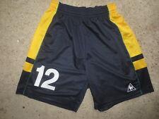 Short F.C NANTES porté n°12 PIOCELLE LE COQ SPORTIF away football collection XL