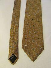 cravate vintage  charles jourdan soie