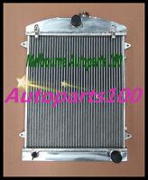 4 ROW ALUMINUM RADIATOR FOR HOLDEN FJ FX 1948-1955 1949 1950 1951 1952 1953 1954