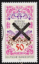 ❷❷ Bund 956 Einzelmarke mit Andreaskreuzentwertung aus KBWZ Bogen ANGEBOT