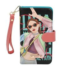 Nikky by Nicole Lee  VICKY DOES SPORTS ADJUSTABLE Universal PHONE PRINT CASE