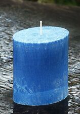 90hr CITRUS & SAGE FLOWERS Air Freshener Triple Scented OVAL CANDLE Free Postage