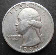 USA - Quarter dollar 1943s - 1943 S