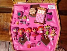 Lalaloopsy Doll House Soft Carry Case ~ Dolls & Accessories