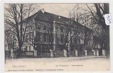606, Züllichau Pädagogium - Klassengebäude gelaufen 1906 !