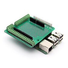 Screws Prototype Expansion Board For Raspberry Pi 3B / 2B / B+
