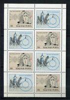 32000) HUNGARY 1977 MNH** Isaac Newton MS Scott# 2485