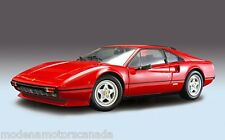 FERRARI 308 GTB QUATTROVALVE RED by KYOSHO 1:18 VERY RARE 1st Edition NEW IN BOX
