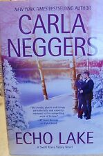 Echo Lake by Carla Neggers new Harlequin Romance hardcover Book Club edition