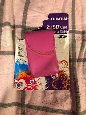 Pink Fujifilm Camera Case