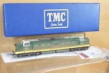 Bachmann 32-525y TMC invecchiato CLASSE BR 55 Deltic Locomotiva d9013 IL NERO