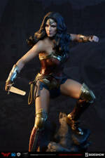 Sideshow BVS Wonder Woman Gal Gadot Premium Format Figure Statue MISB In Stock