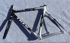 Trek OCLV CARBON 110, 56cm SL Frameset Excellent Condition, USA MADE