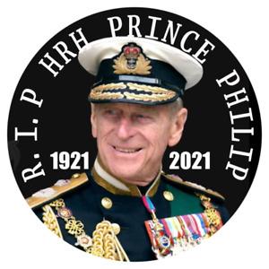 PRINCE PHILIP BADGE NEW