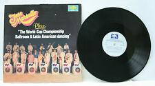 José Marcello - plays the world cup championship Ballroom & latin - Vinyl LP