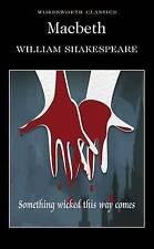 Macbeth (Wordsworth Classics) (Wordsworth Collection)-ExLibrary