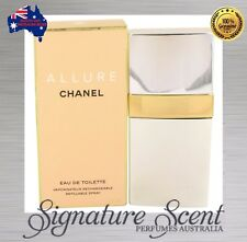 ALLURE RECHARGEABLE 50ml EDT By CHANEL Spray Perfume Women.....NEW In Box (BNIB)
