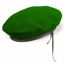 Military Green Beret of Idf Nahal Brigade Israeli Army Hat Infantry Cap Soldier