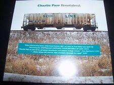 Charlie Parr Roustabout (Shock Australia) Digipak CD – New
