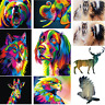 Unframed HD Canvas Prints Home Decor Wall Art Animal Style Picture Painting Pop