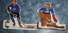 Coleco / Eagle Los Angeles Kings Goalie +player 1960's Table Top Hockey Game # 2