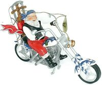 Bradford Editions Santa Bringing Home the Sleigh Yule Time Cruisin Christmas 05'