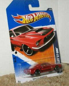 DEAD-MINT Unopened Blisterpack MUSCLE MANIA 1967 Shelby GT-500  $7.00 Shipping