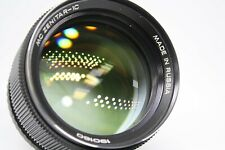 MC Zenitar 1C 85mm f/1.4 Lens for Canon Mount *New Version*Very good condition*