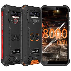 OUKITEL WP5 8000mAh Rugged Smartphone 4GB + 32GB Robusto Impermeabile Cellulare